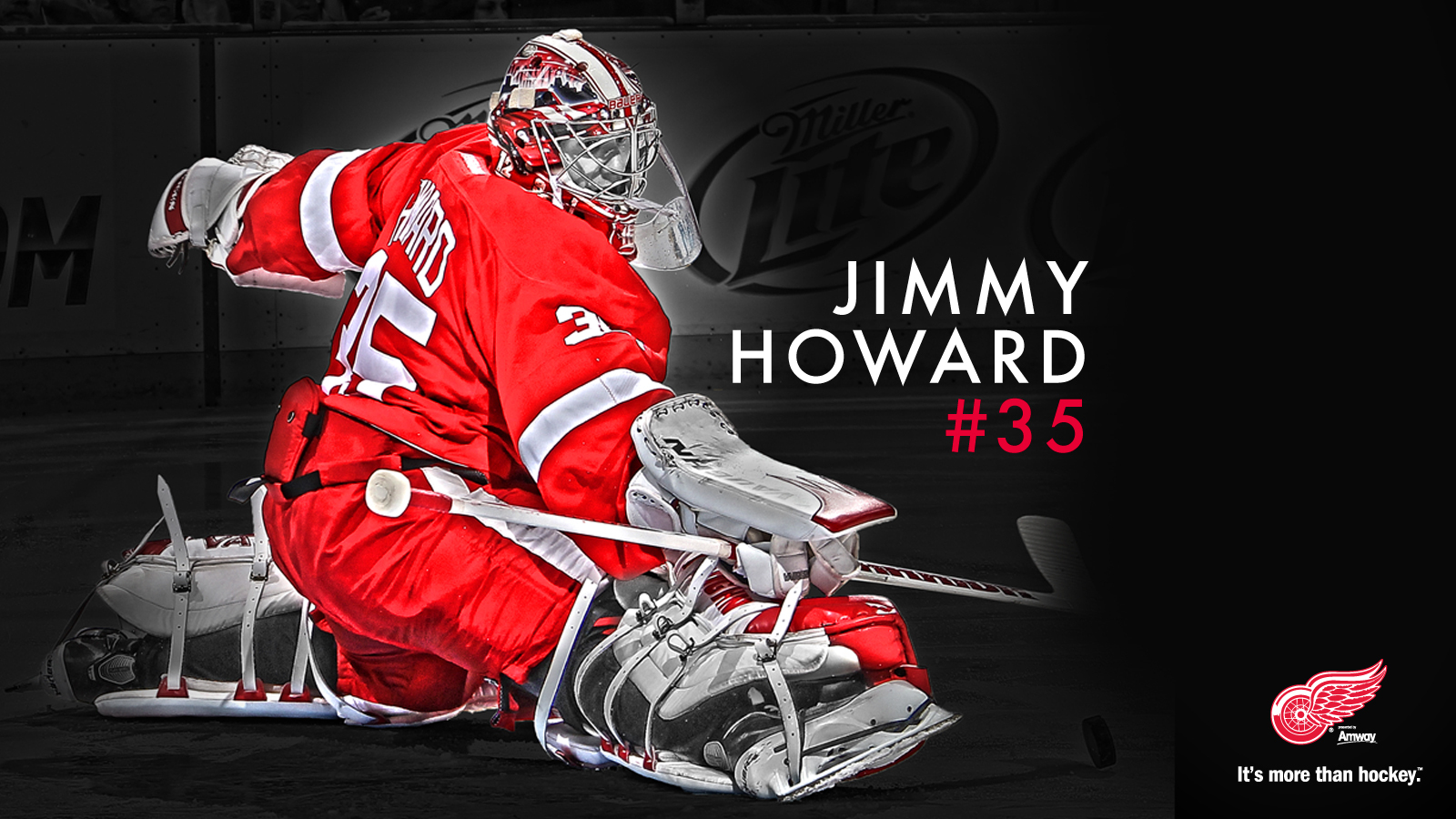 Jimmy Howard Wallpaper 1600x900