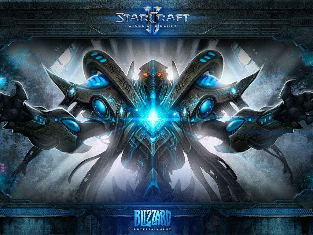 StarCraft II wallpaper   Starcraft Wallpaper 32167576 1024x768