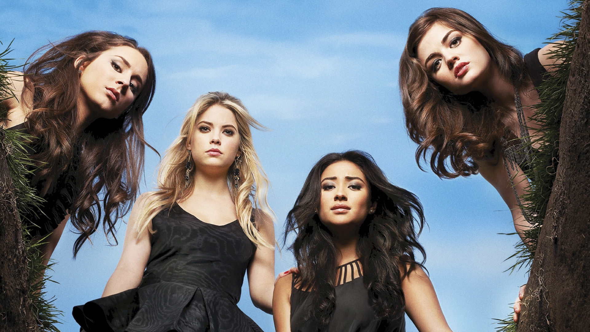 Images posters wallpapers de Pretty Little Liars 1920x1080
