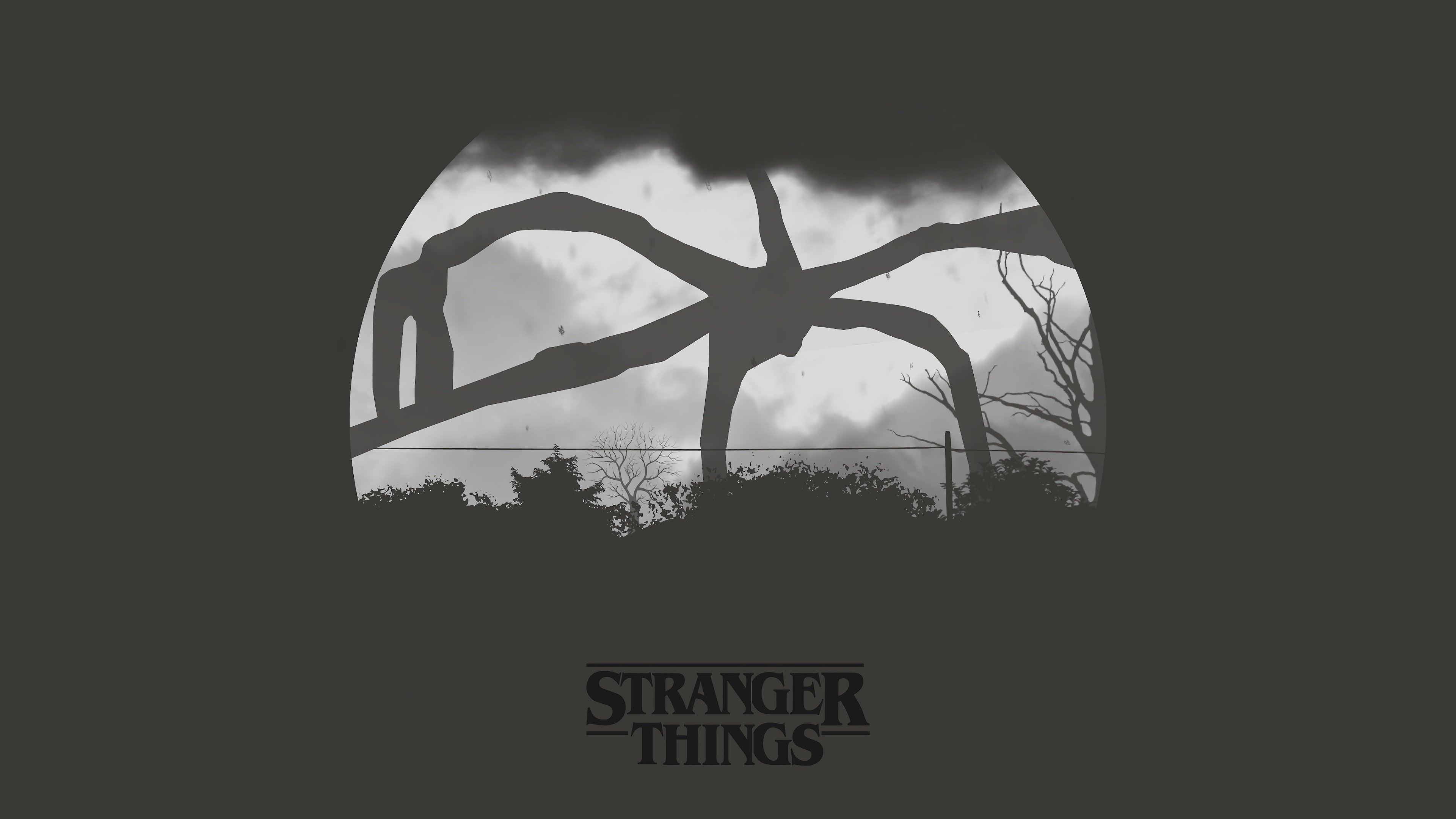 Stranger Things [TV Series] Wallpaper HD 3840x2160