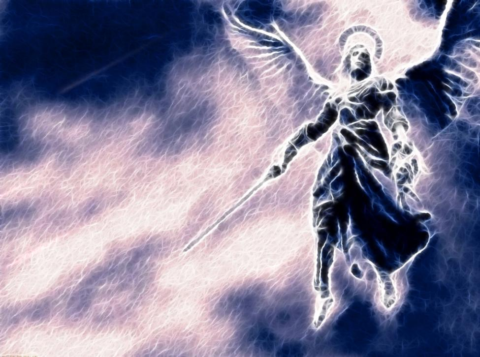 Download Now Beautiful Angel Animated Wallpaper 975x726