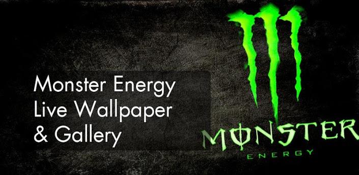 Monster Energy Live Wallpaper 705x345