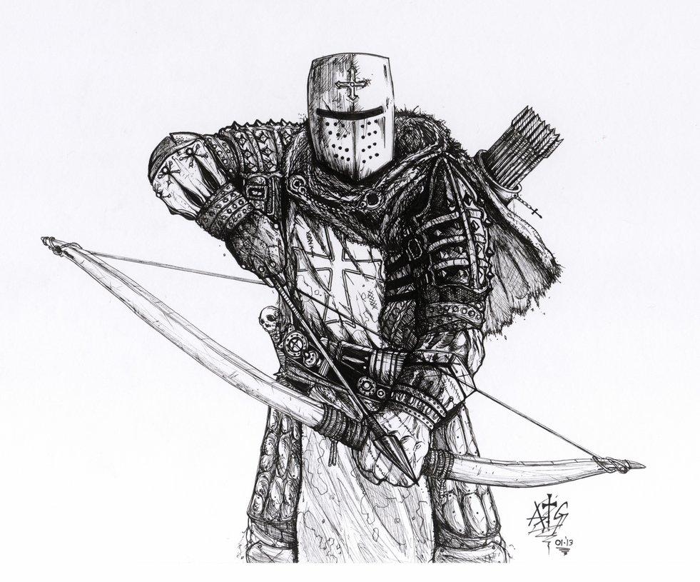 Knights Templar Wallpaper Medieval - WallpaperSafari
