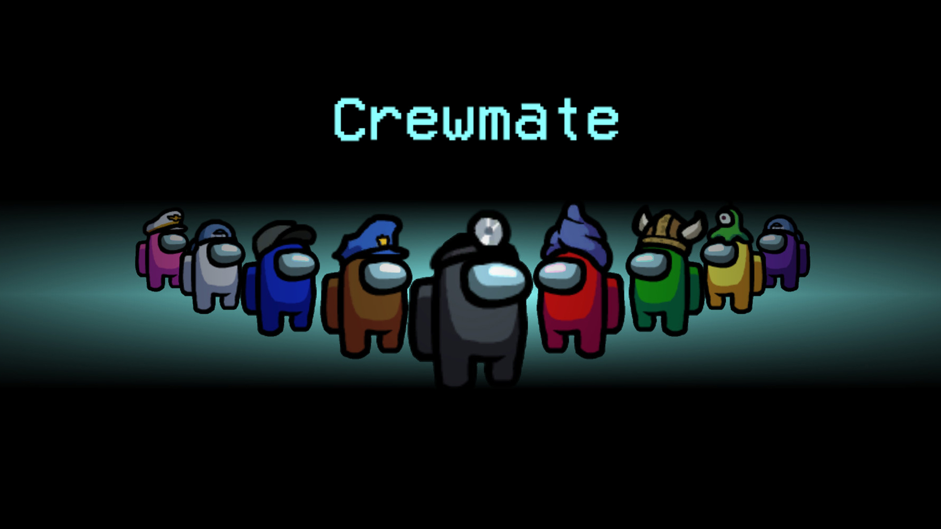 Crewmate Among Us Wallpaper HD Games 4K Wallpapers Images 1920x1080