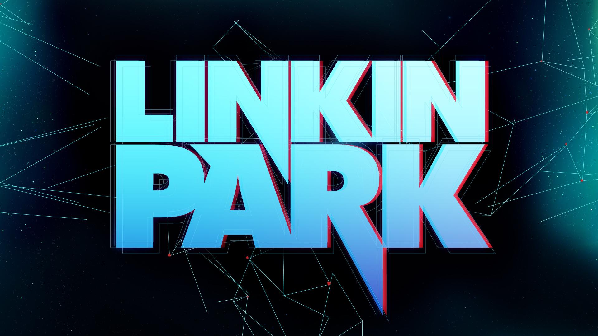 linkin park logo 1080p hd wallpaper 1920x1080
