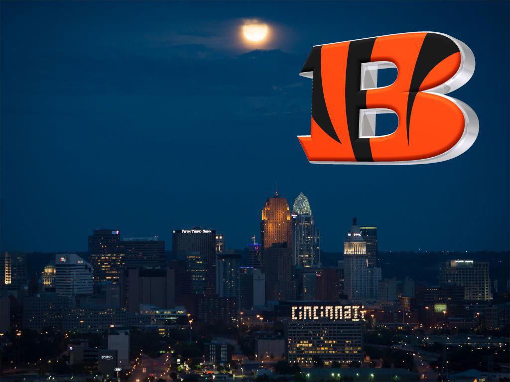 Desktop Wallpaper   Cincinnati Bengals 1024x768