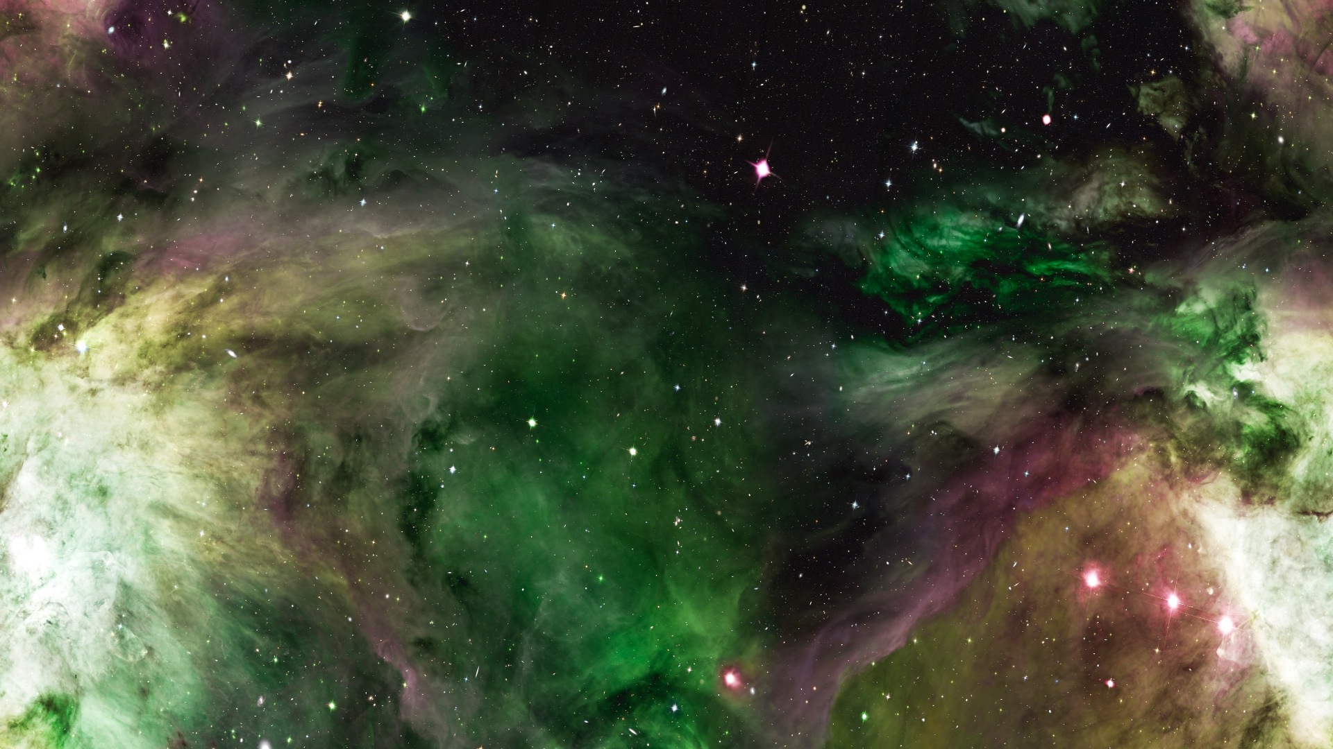 Orion Nebula 4 Wallpaper 1920x1080