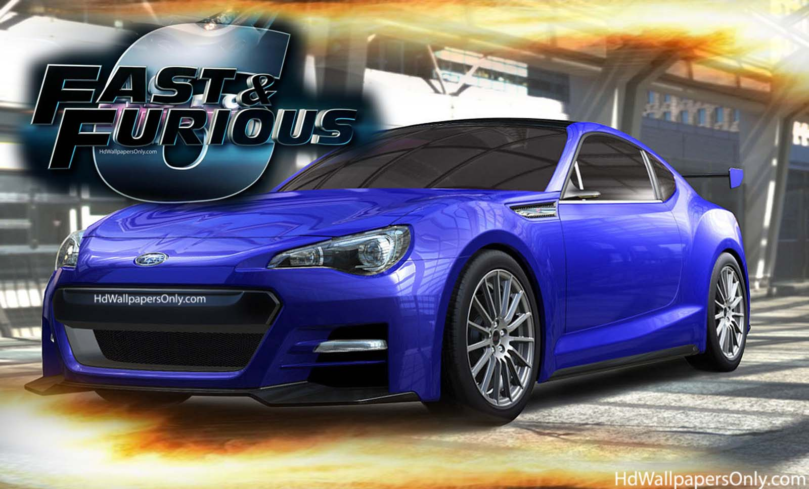 Fast And Furious Cars Wallpapers 1600x968