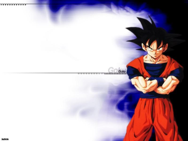 Goku Different Wallpaper Background Theme Desktop 800x600