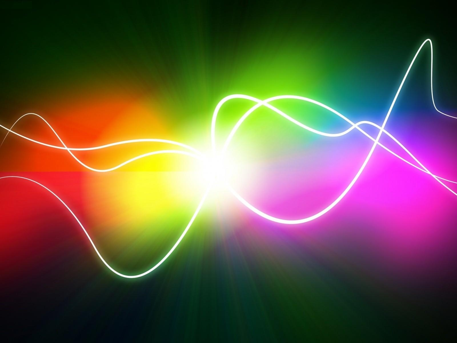 Abstract Colorful Lights Wallpapers   1600x1200   163591 1600x1200