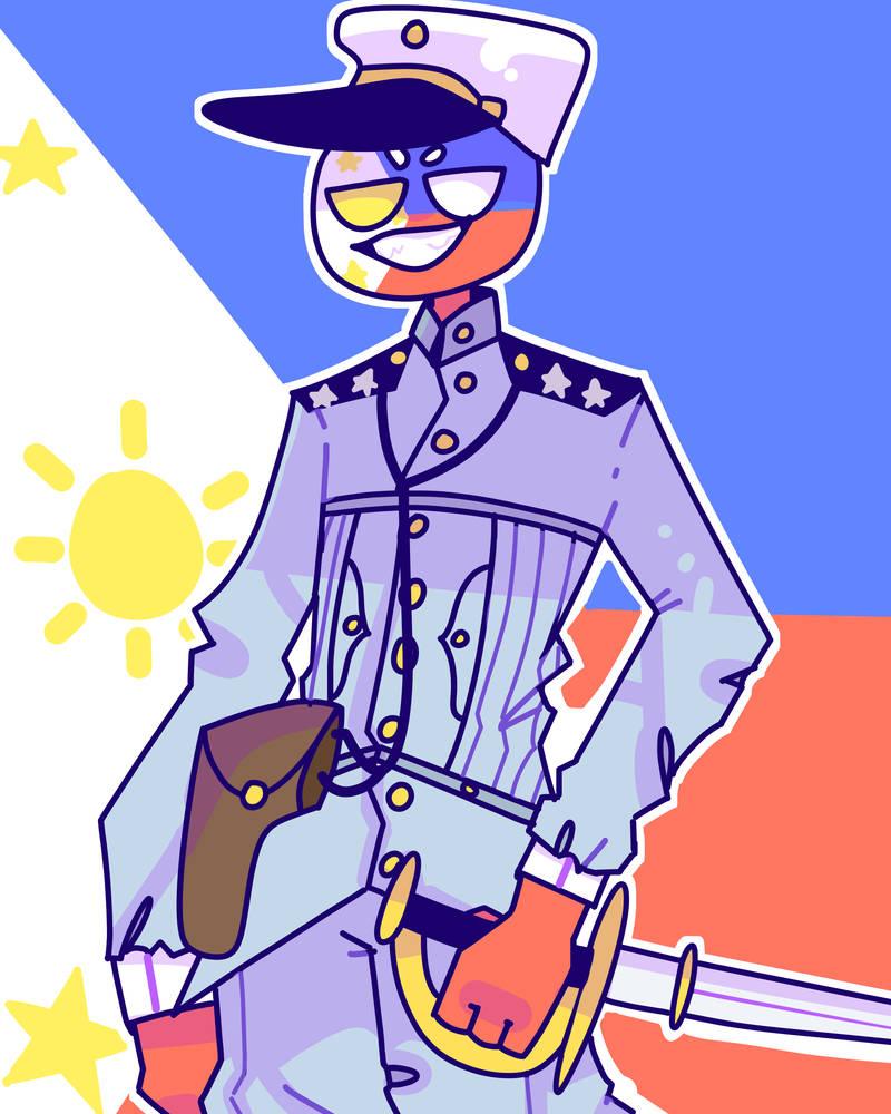 CountryHumans Philippines by XxPFGxXGamingAJ 800x1000
