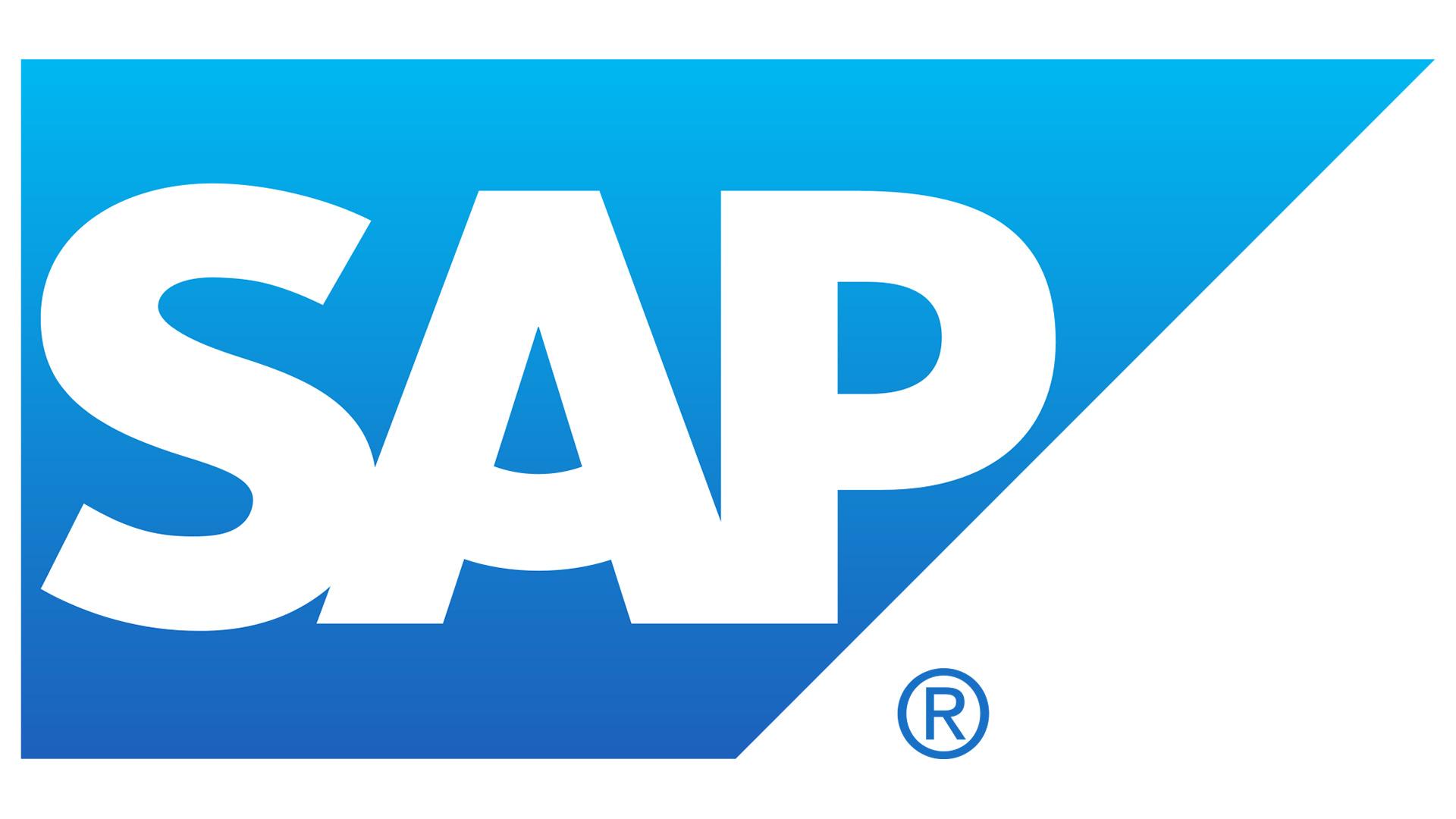 SAP Logo wallpaper 2018 in Brands Logos 1920x1080