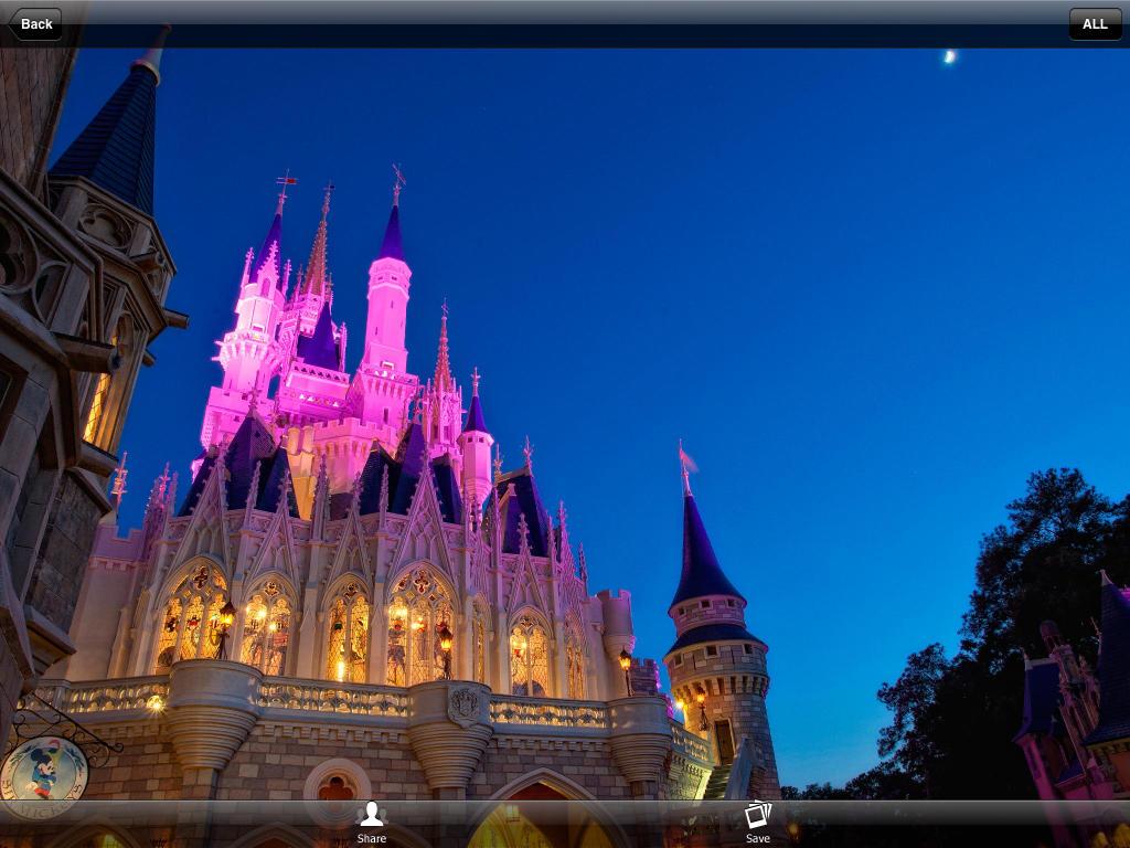 App Shopper Magic Kingdom Wallpapers from Disney Photography Blog 1024x768