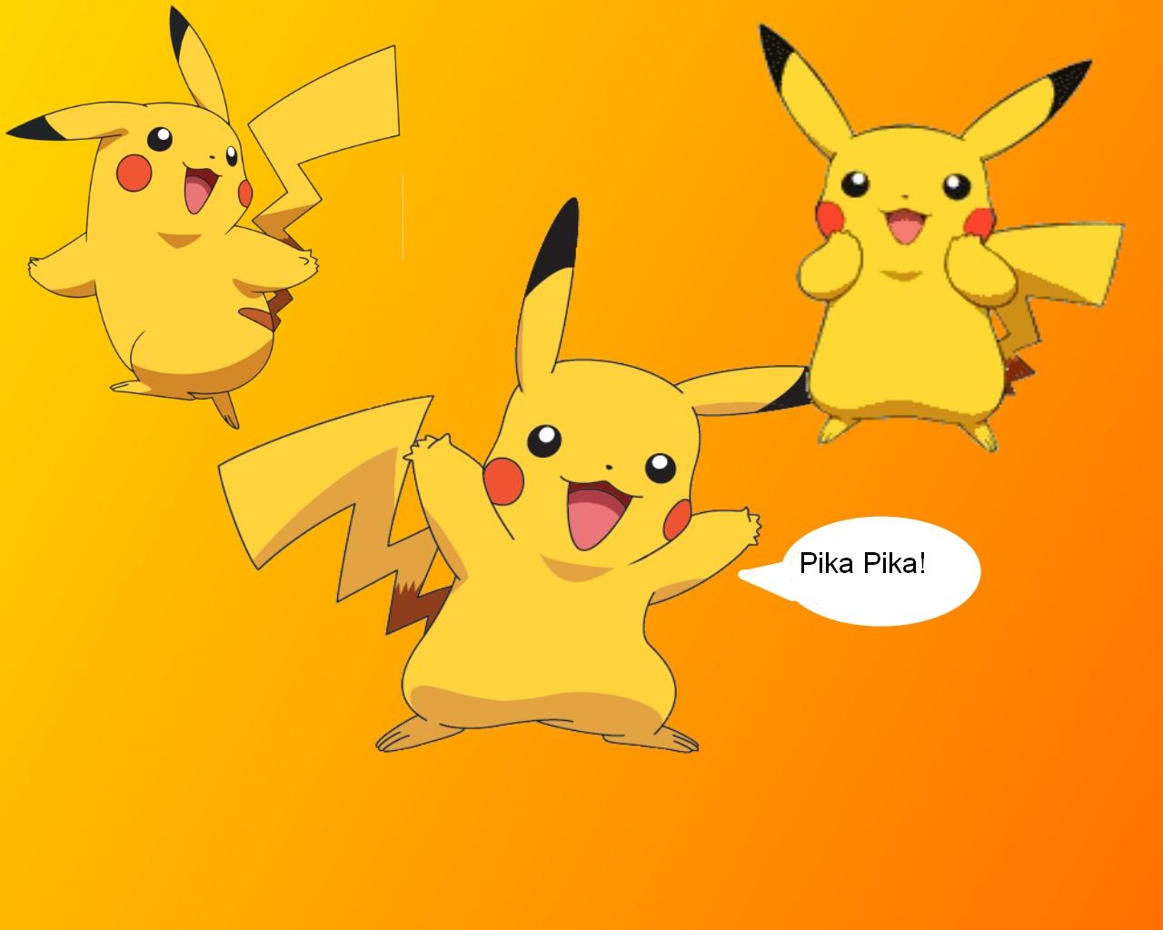 [48+] Cute Pikachu Wallpapers on WallpaperSafari