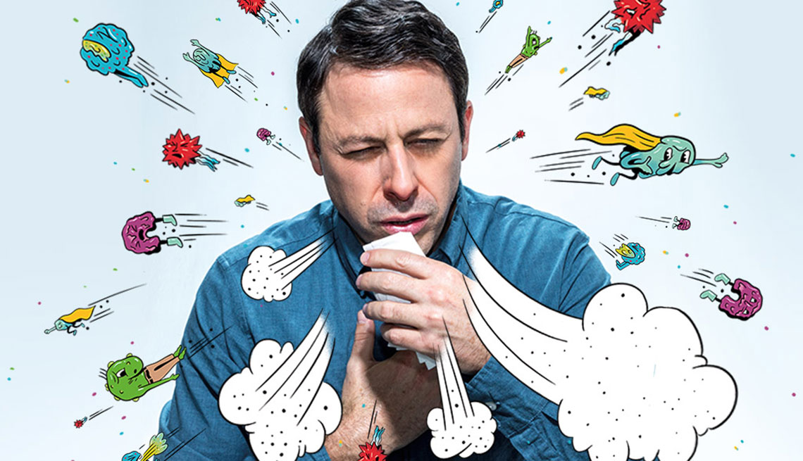 Free Download Cold Flu Symptoms And Cough Could Be Pneumonia 1140x655 For Your Desktop Mobile Tablet Explore 58 Aarp Wallpaper Aarp Wallpaper