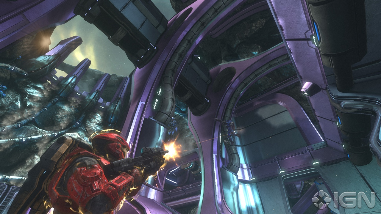 Top HD Wallpapers Halo Combat Evolved Anniversary Wallpapers 1280x720