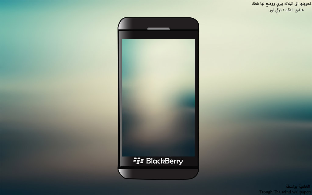 Wallpaper Blackberry z10 with q10 Trough Tha by IxQqFinalFantasy 1024x640