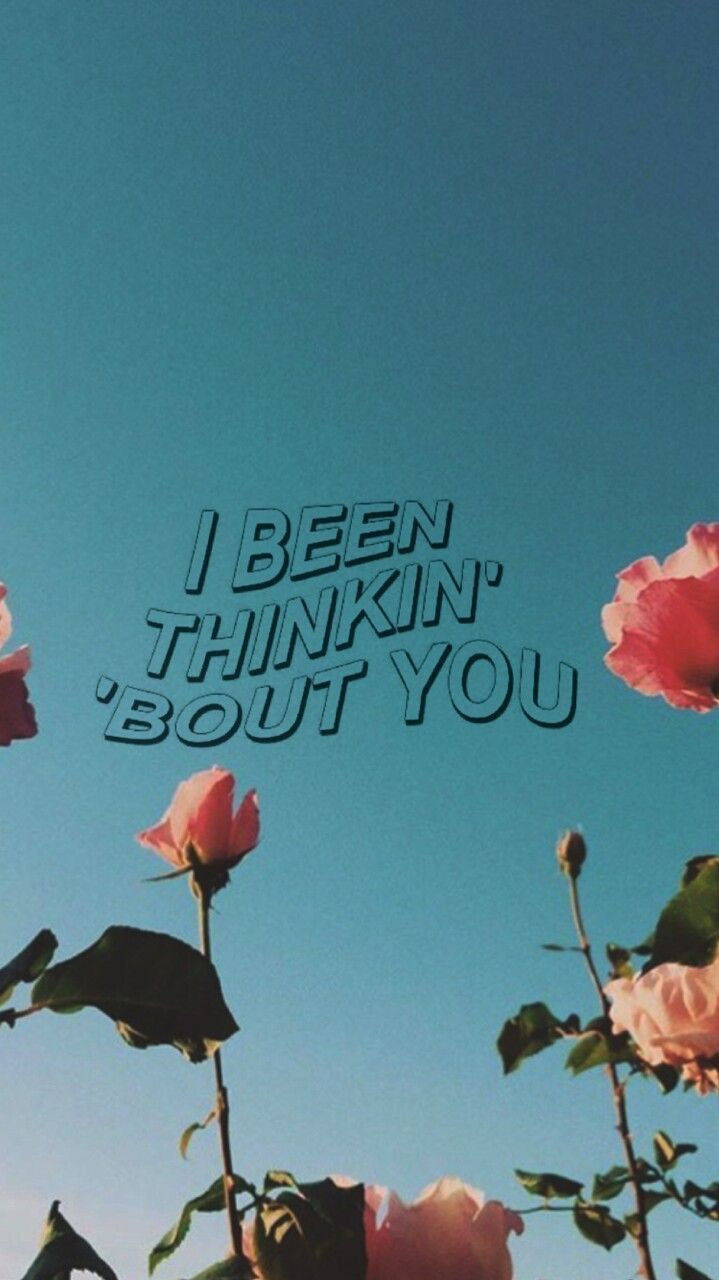 I Been Thinking bout You Rose Wallpaper Tumblr Wallpaper 719x1280