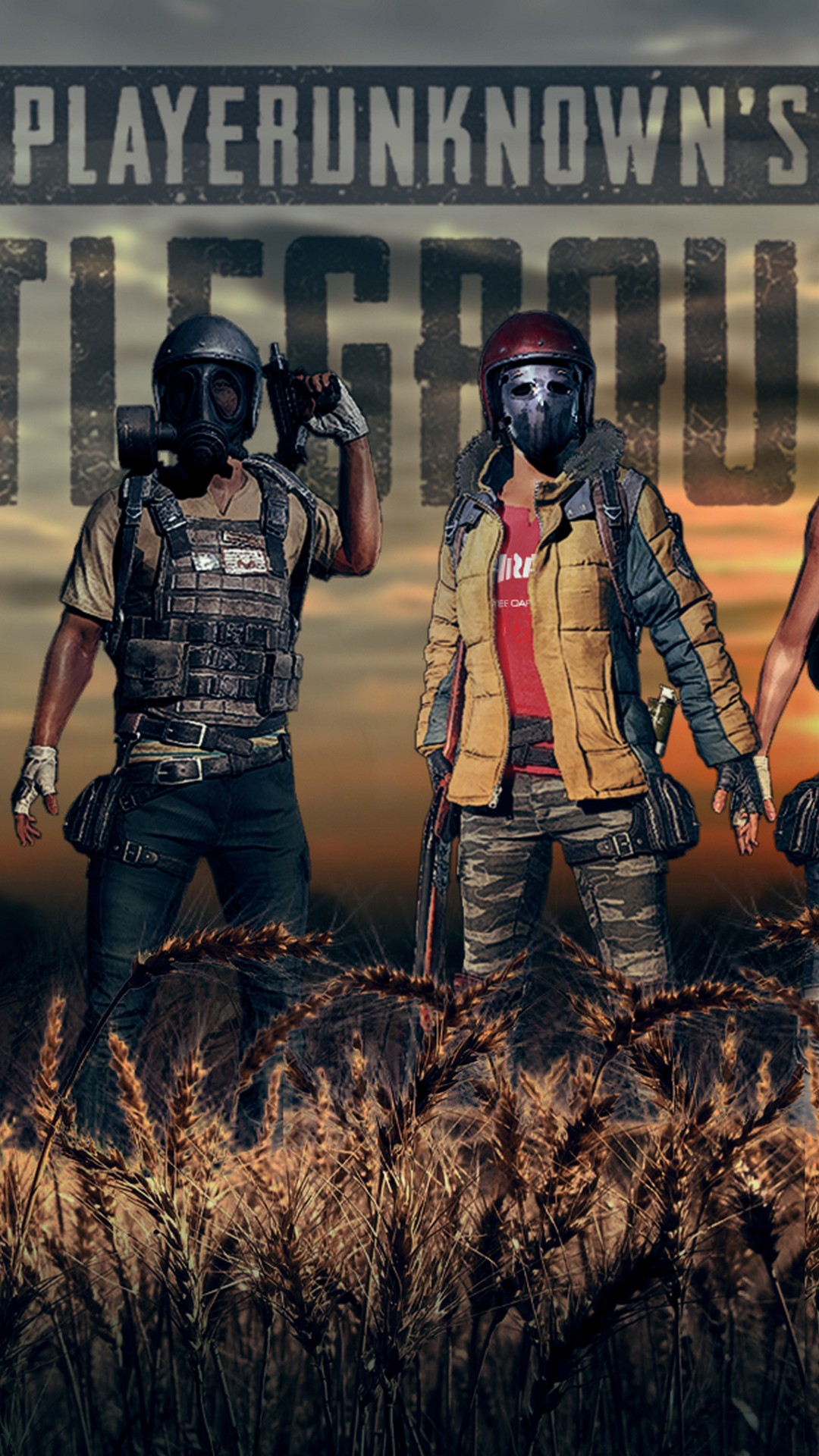 Wallpaper iPhone PUBG Xbox One Update 2020 3D iPhone Wallpaper 1080x1920