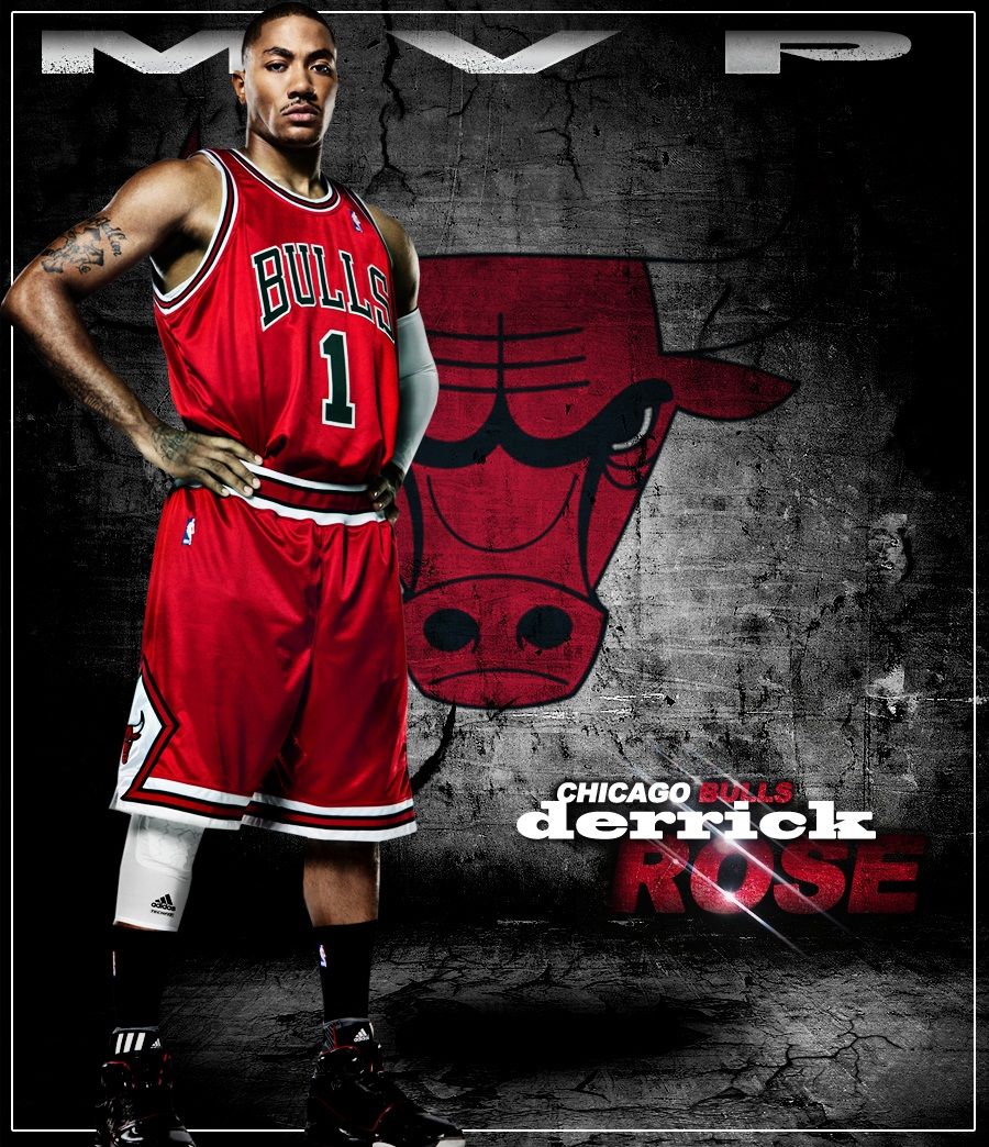 Derrick Rose MVP Wallpapers 900x1044