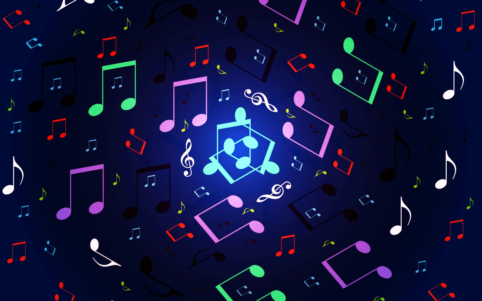 Music Notes Wallpaper 10195 Hd Wallpapers in Music   Imagescicom 1680x1050
