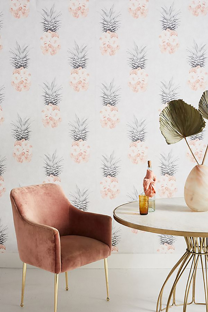 2019 Wallpaper Trends Call For Bold Home Interiors StyleCaster 712x1068