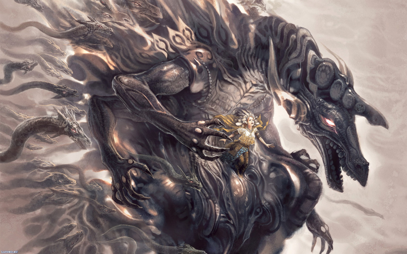Dragon Screensavers And Wallpaper 1680x1050
