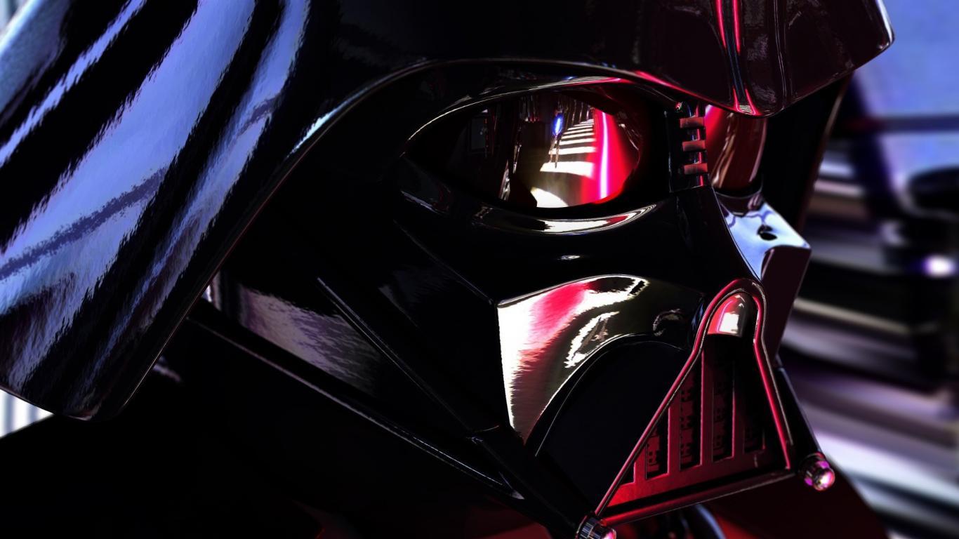 Darth Vader Wallpaper 1366x768