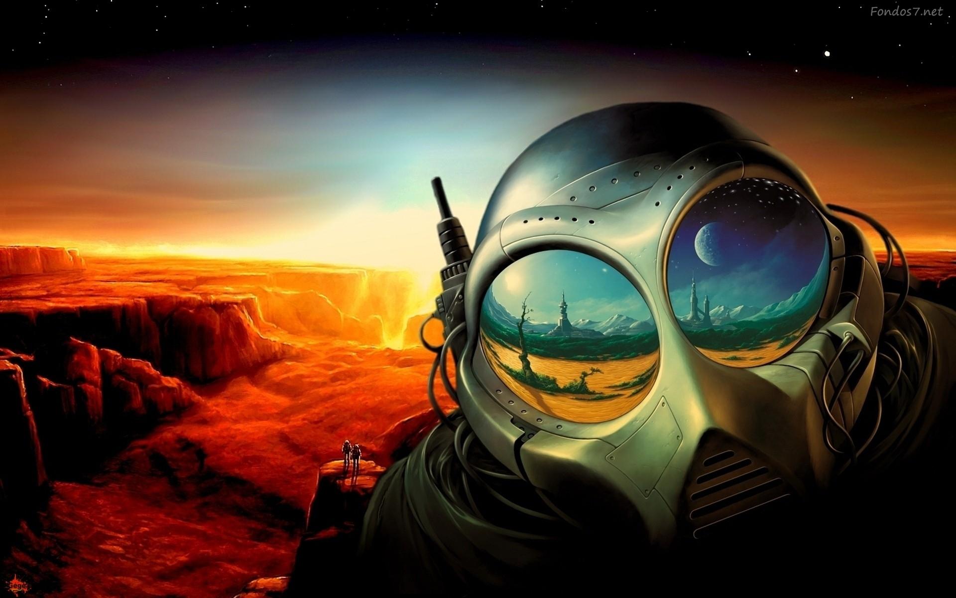 Fondos de pantalla extraterrestre hd widescreen Gratis imagenes 3734 1920x1200