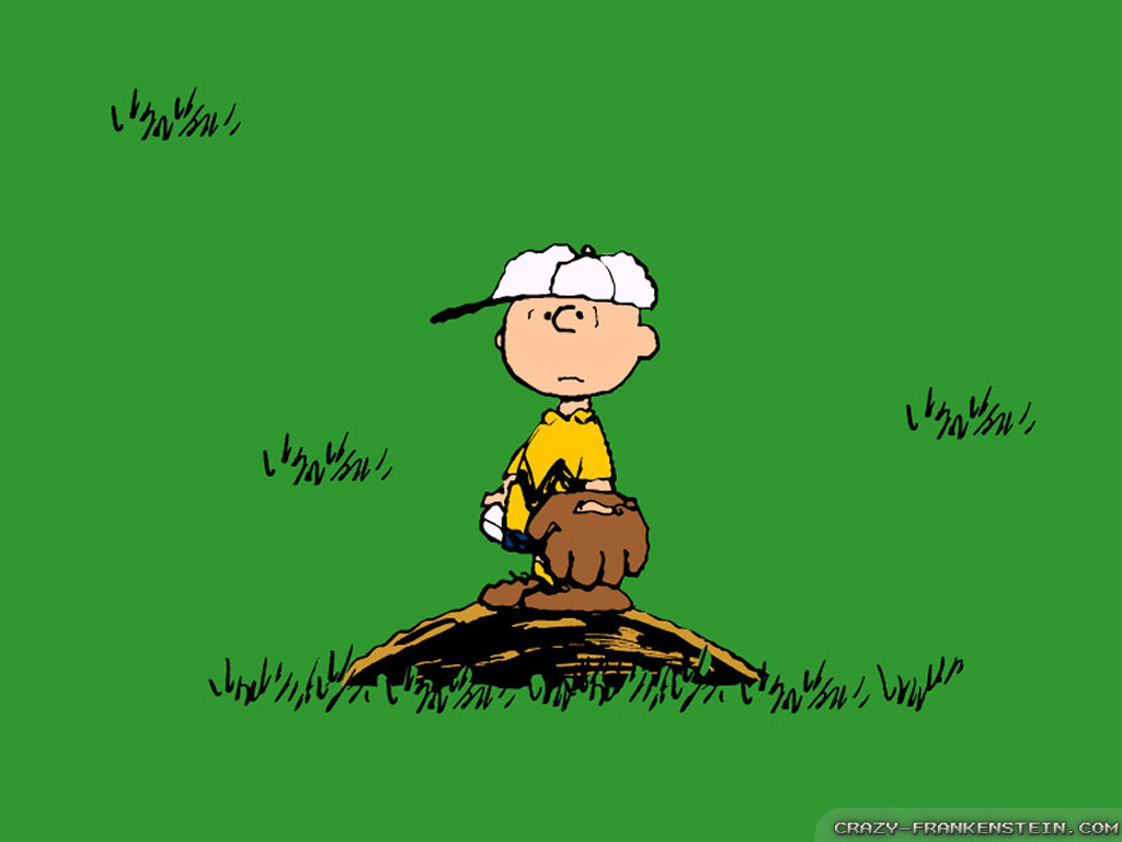 Charlie Brown Wallpaper 1024x768