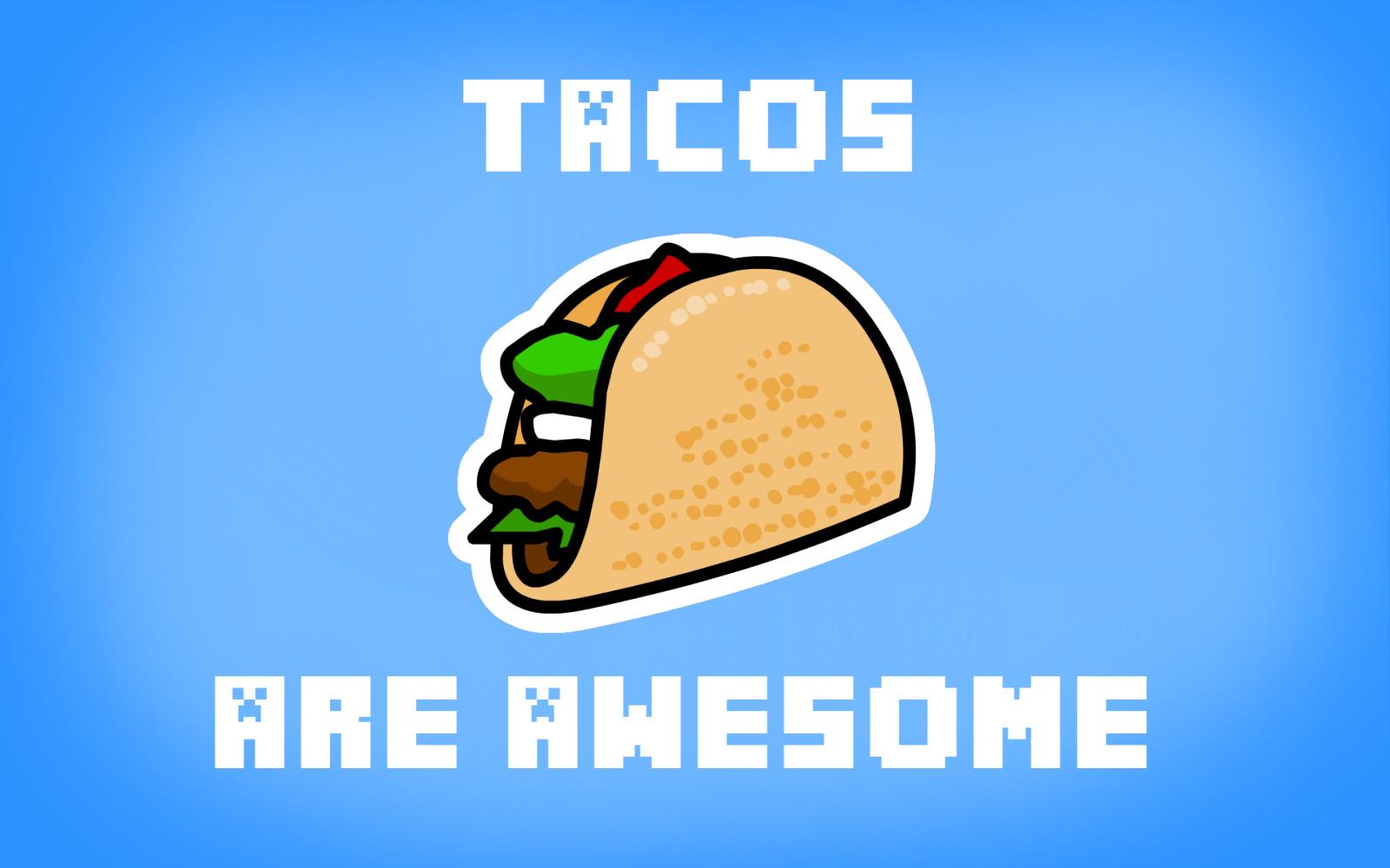 Cute Taco Wallpaper Wallpapersafari