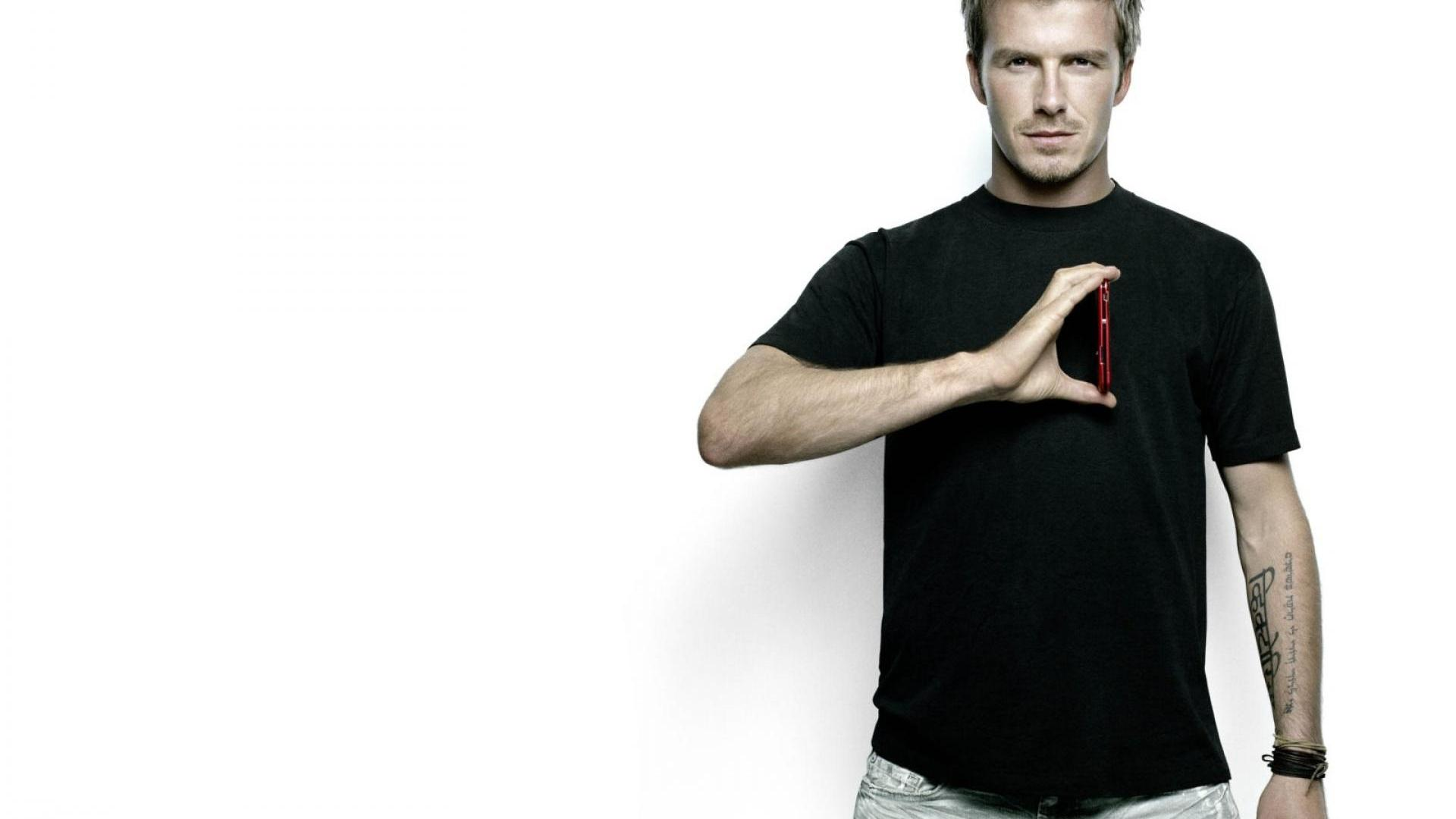 Download David Beckham wallpaper 1920x1080