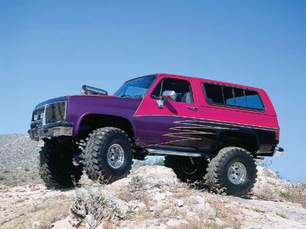 4x4 truck wallpapersjpg001jpg 1024x768