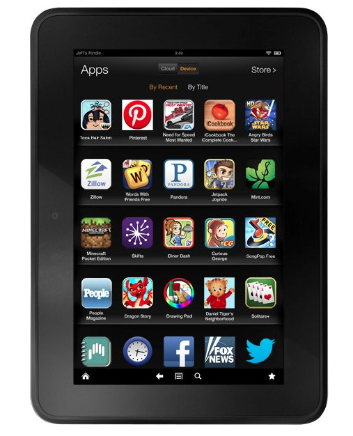 jpeg The Kindle Fire HD should now be set up for Email Contacts and 507x626