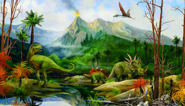 Dinosaurs Wallpaper 034 Wallpapers Desktop Wallpapers HD 640x367