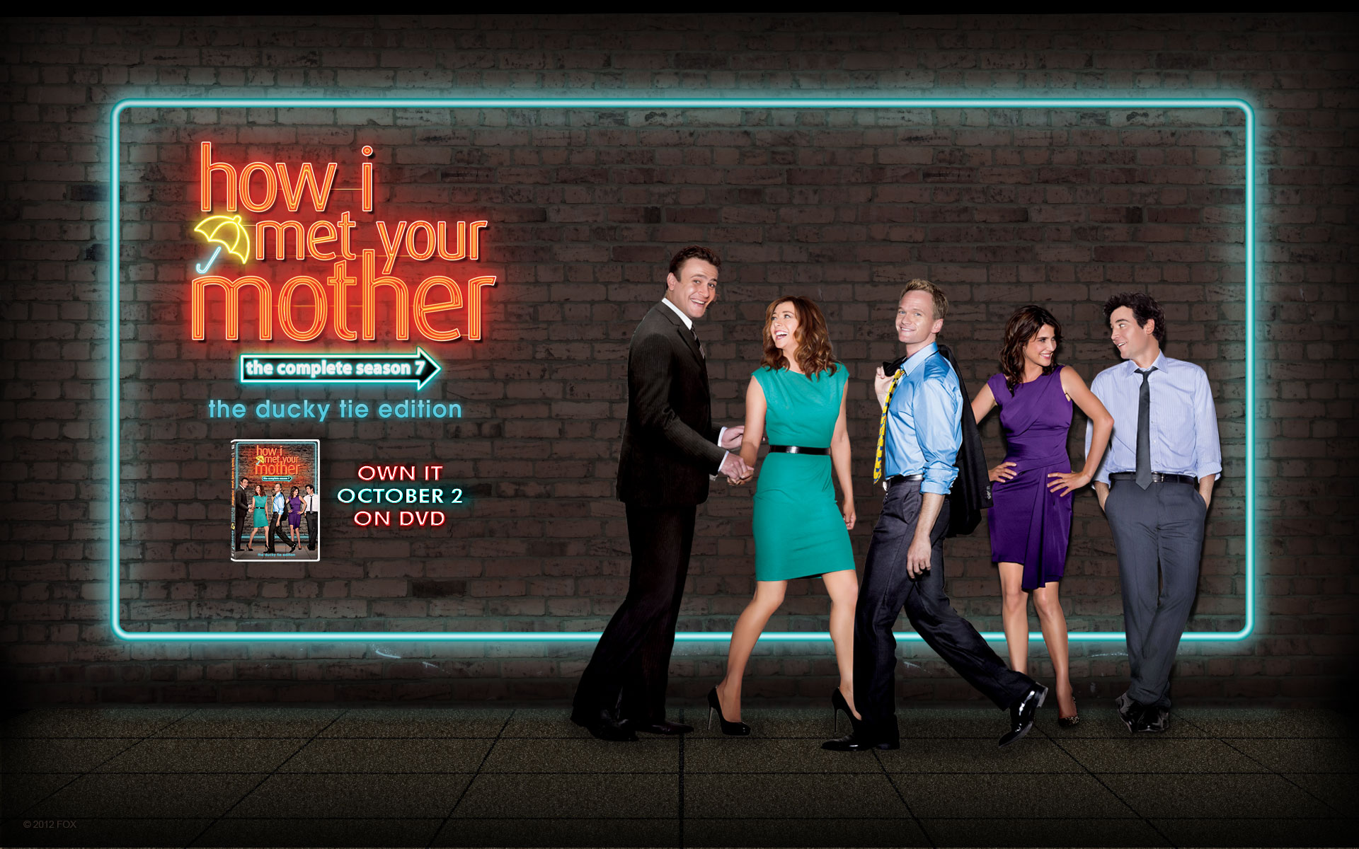 fox home entertainment how i met your mother wallpaper 1920 x 1200 b 1920x1200