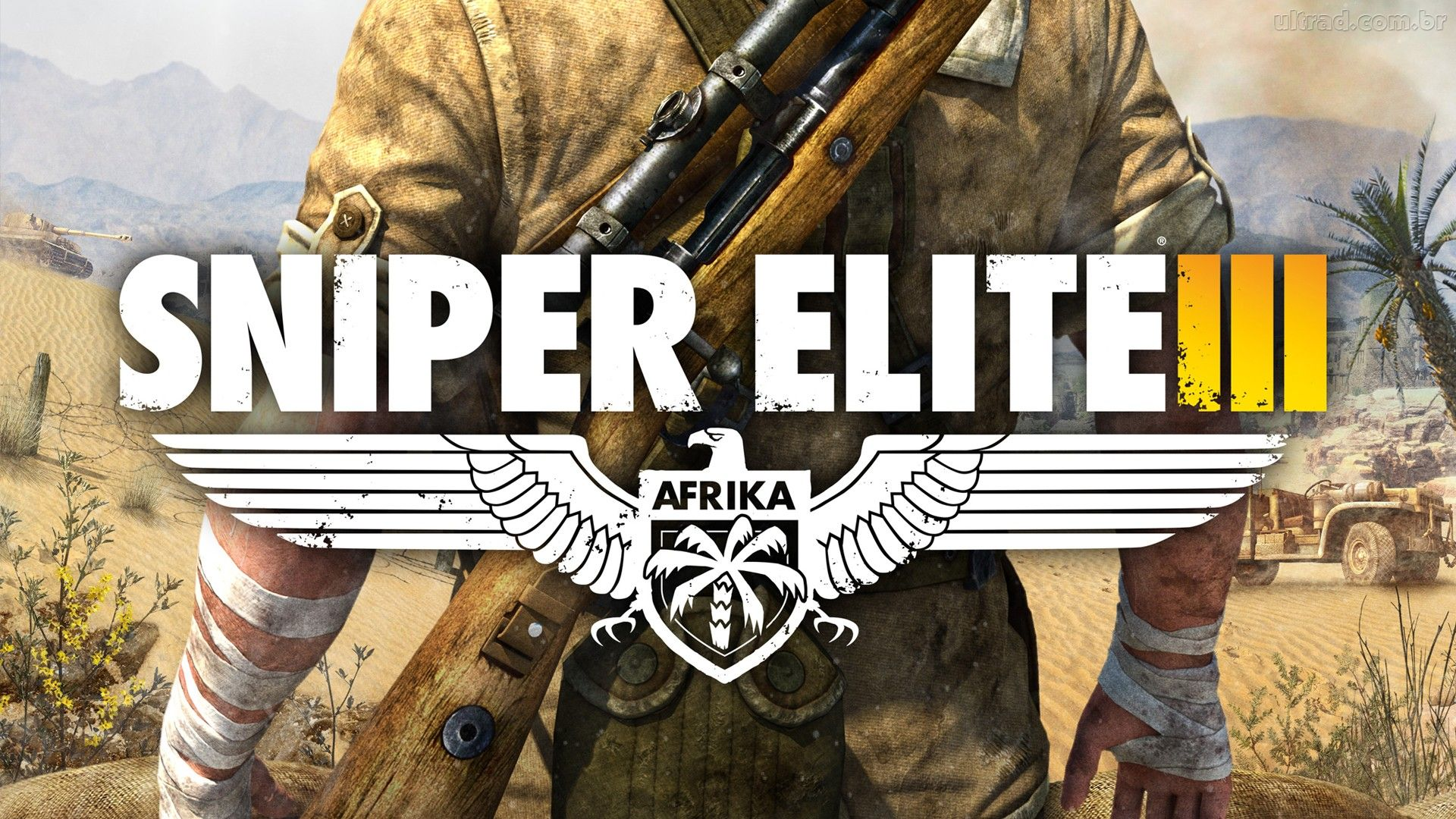 Best 47 Sniper Elite III Wallpaper on HipWallpaper Elite 1920x1080