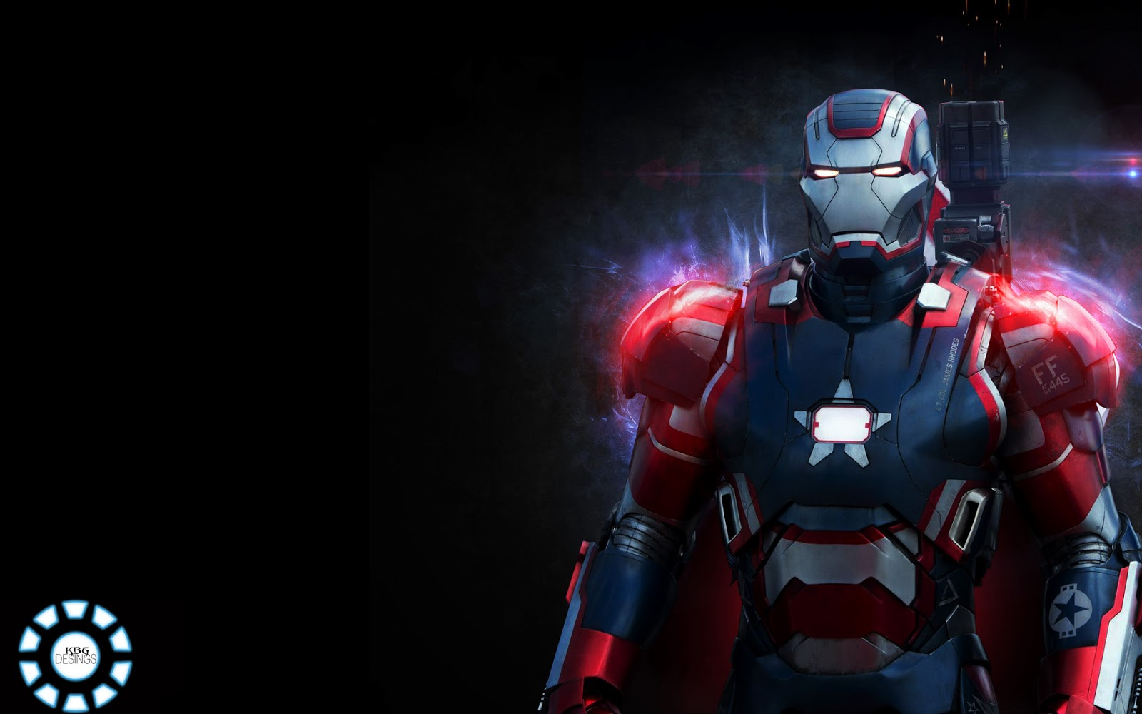 HD Wallpapers Iron Man 3 Wallpapers 1600x1000