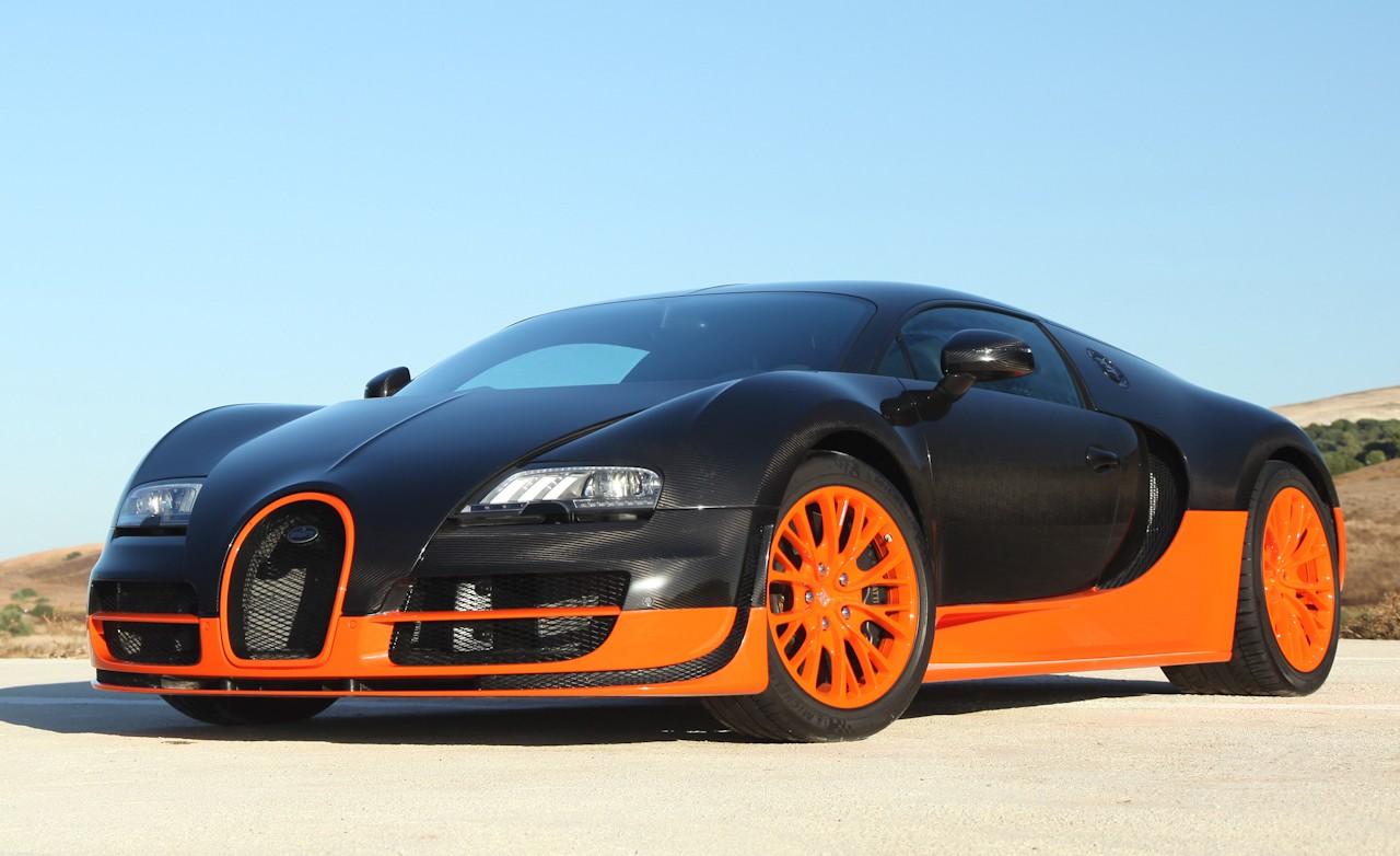 Bugatti Veyron Super Sportwallpaperswallpapers de carrospapel de 1280x782