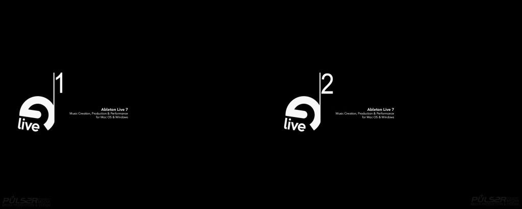 Ableton Live 8 Dual Desktop Producer Wallpaper Ableton Live 8 Dual 1023x409