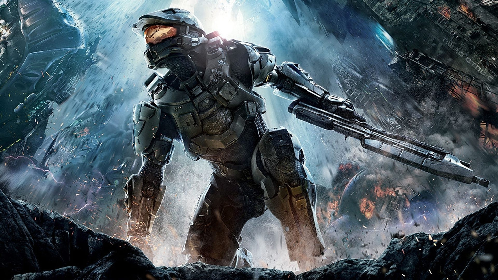 Halo 4 wallpaper 4018 1920x1080