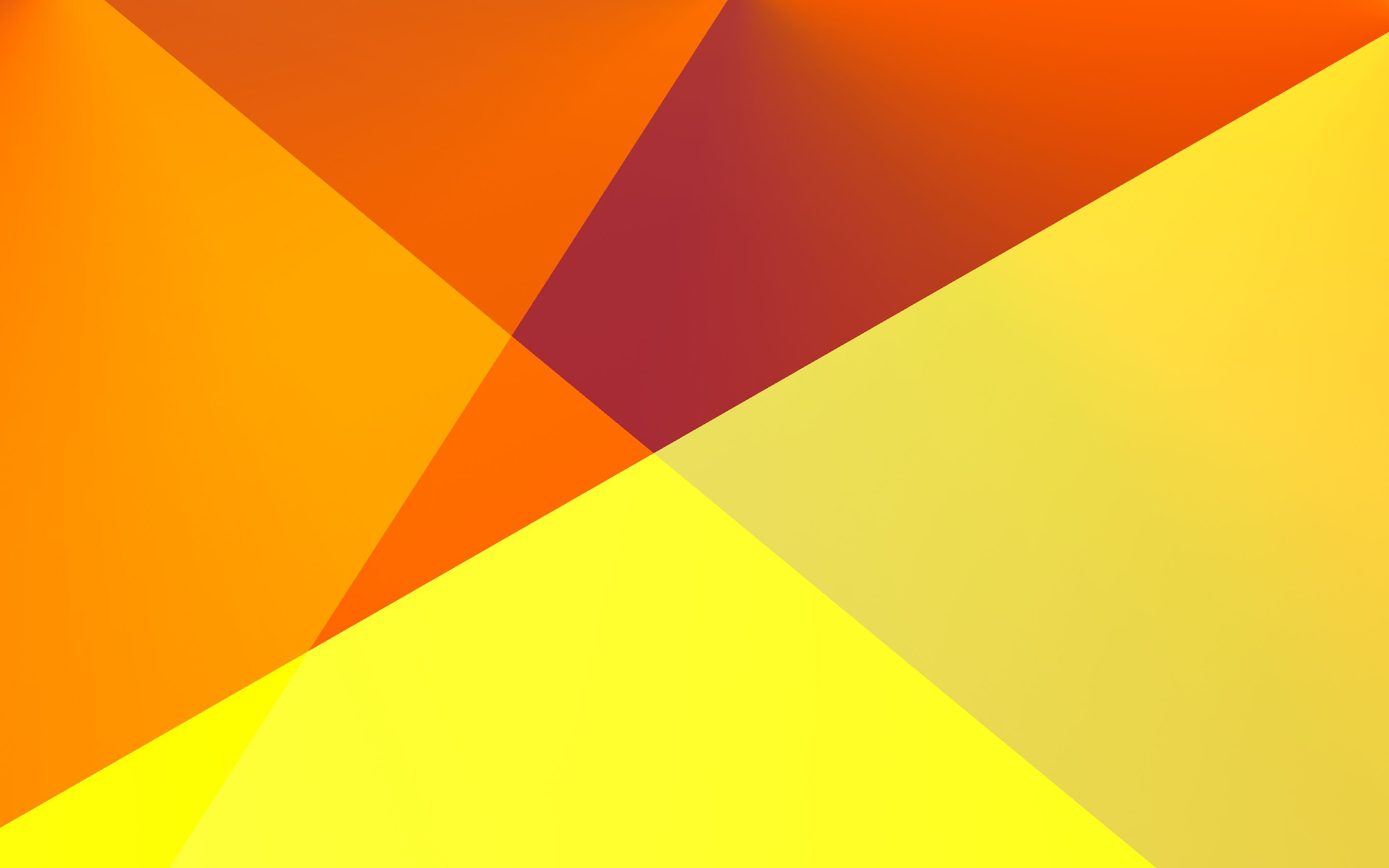 Orange Geometric Computer Wallpapers With images 2880x1800
