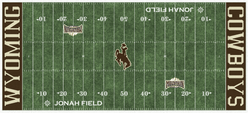WYOMING COWBOYS Graphics Code WYOMING COWBOYS Comments Pictures 508x232