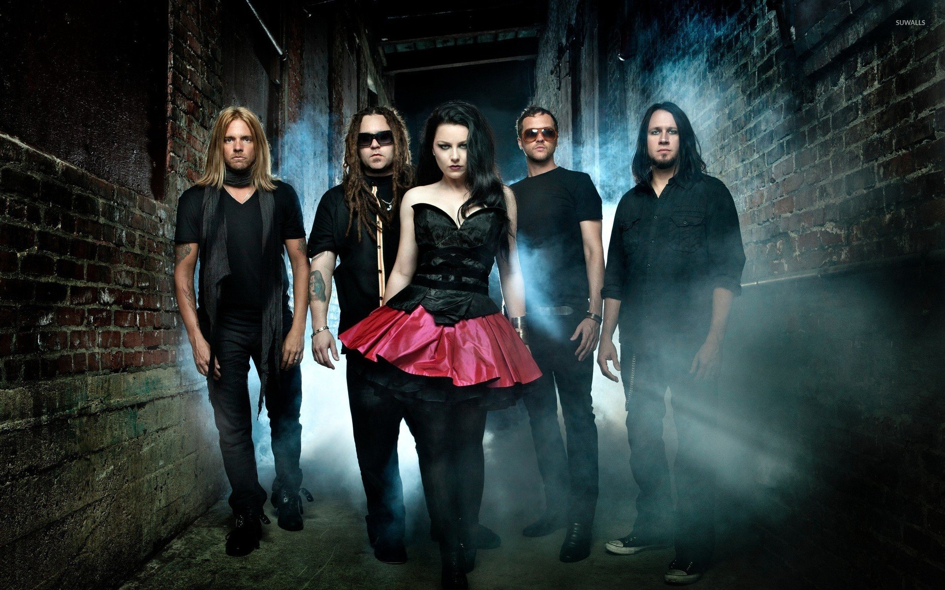 Evanescence wallpaper   Music wallpapers   29332 1920x1200