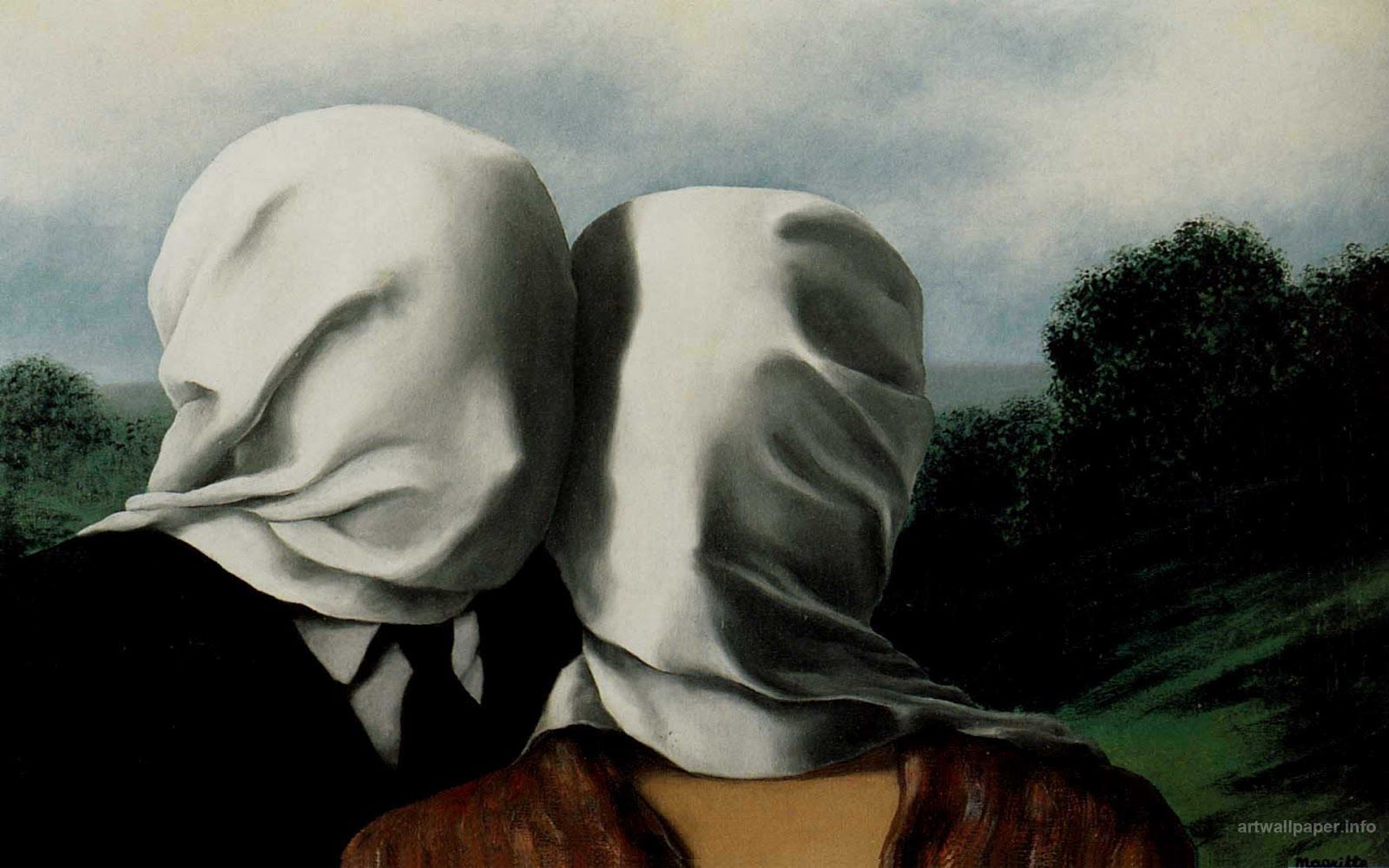 Magritte Wallpapers 1600x1000
