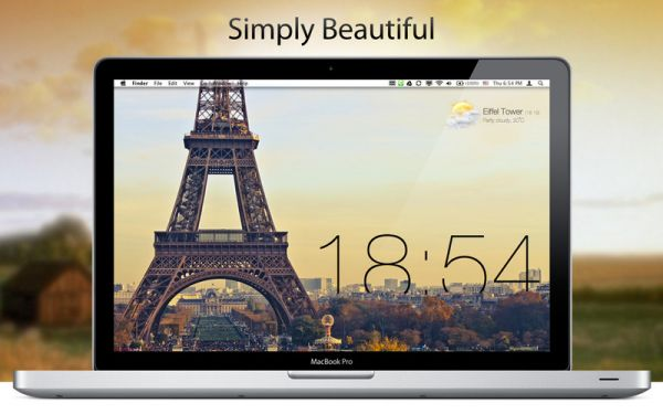 Live Wallpaper 25 Mac OS X NoNaMe 600x375
