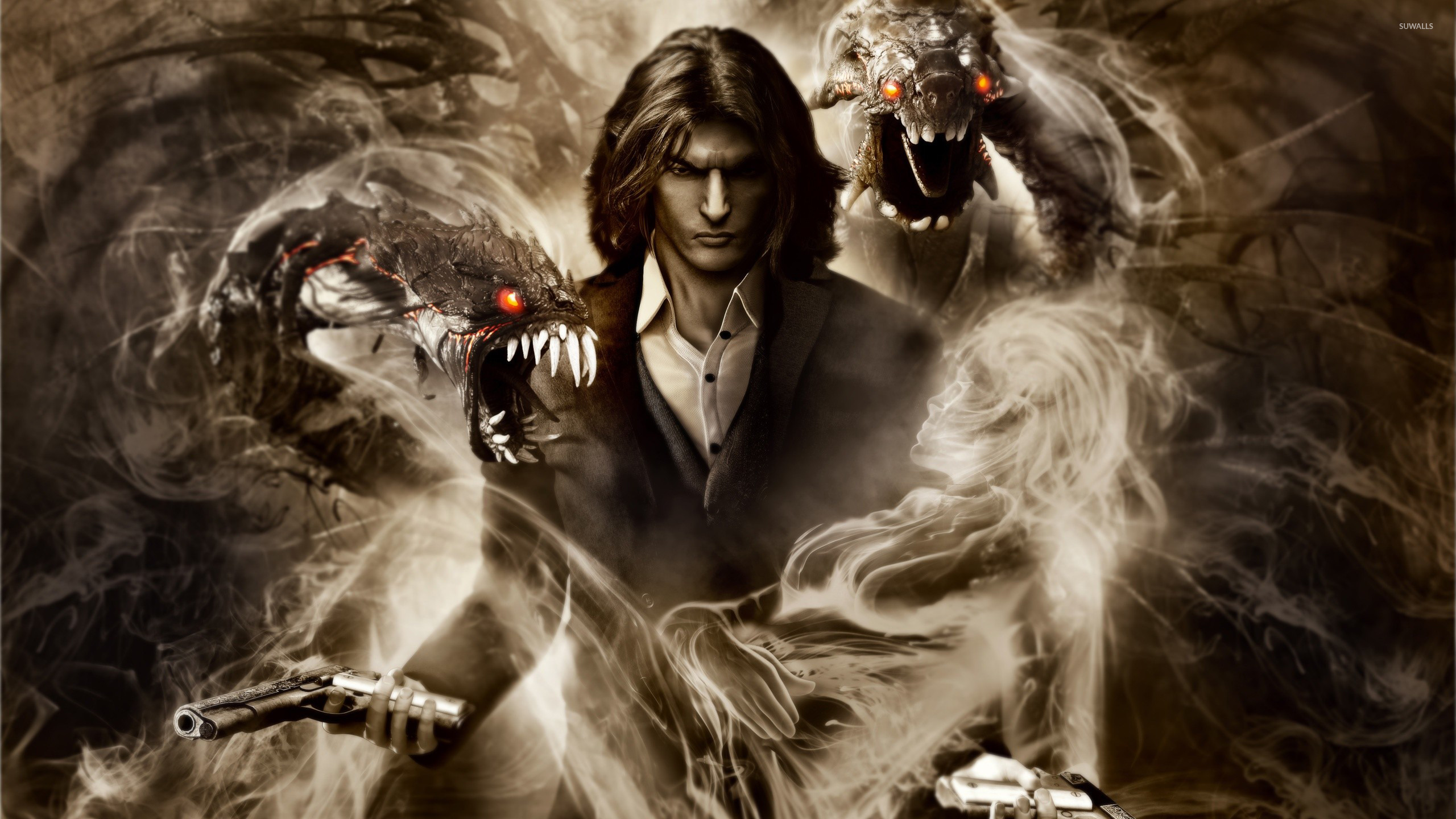The Darkness II [2] wallpaper   Game wallpapers   23078 2560x1440
