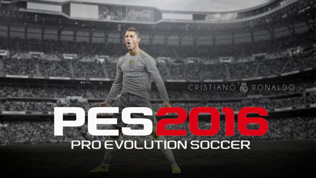 PES 2016 PATCH - C. Ronaldo Start Screen by Abdou