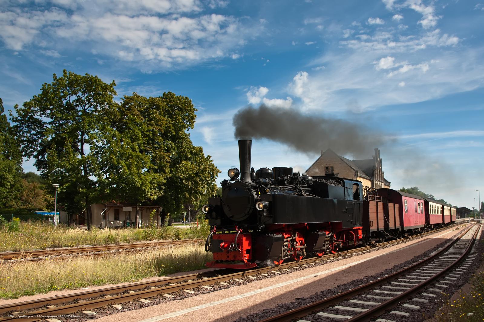 1920x1200 trains steam - photo #20