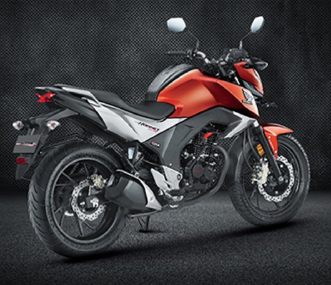 Honda CB Hornet 160R   Showing Honda CB Hornet 160R Official 8jpg 1062x915